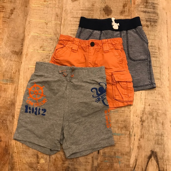 68a5a7d58289 Joe Fresh Bottoms   Ruum Cherokee Boys 18 M Shorts Bundle   Poshmark